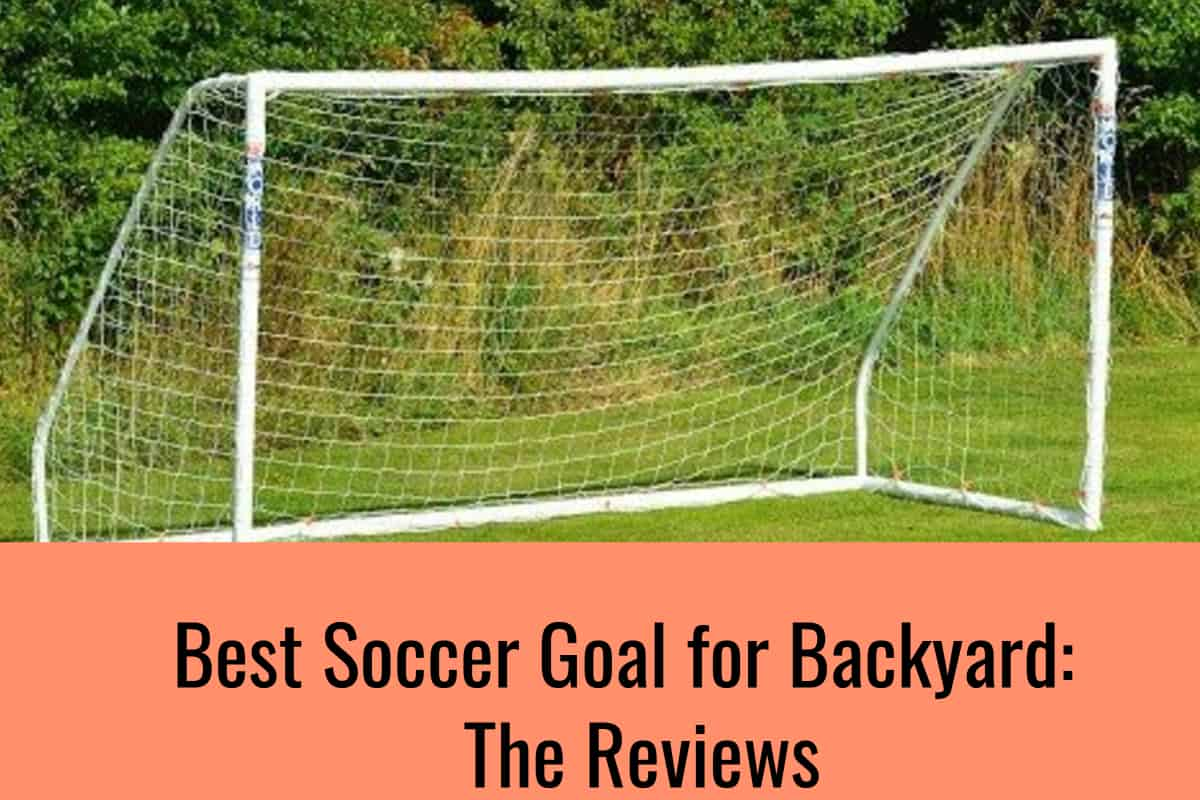 Best Soccer Goal For Backyard